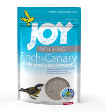 Pet Shop Direct - Joy Finch & Canary Daily Seed Supplement 250g