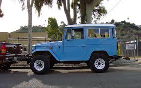 THE STREET PEEP: 1971 Toyota FJ40 Land Cruiser