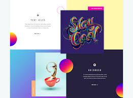Graphic Design In 2017 2017 Design Trends Guide On Behance