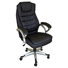 luxury office chairs. tectake luxury office chair with double cushion luxury office chairs