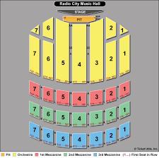 Radio City Music Hall Seating Chart Rockettes Radio City Music Hall Rockettes Seating Chart Radio City