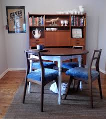 Refinish Kitchen Table Top Librarian Tells All Kitchen Table Makeover Stripping And