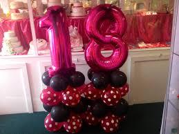 18th Birthday decorations