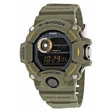 casio g shock watches jomashop casio g shock digital dial green resin men s watch