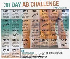 this is the first step in getting the toned stomach you ve always wanted get ready for your next 30 day challenge