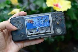 Trên tay máy chơi game cổ: màn hình đủ xài, hỗ trợ rất nhiều hệ máy, tự  chép ROM game, 1,4tr