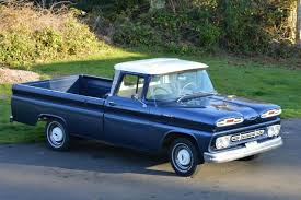1961 C10 Chevy Pick Up Truck Restomod For Sale