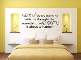 yellow wall decor for bedroom. Exellent Decor Decorate The House With Wall Decals Decor Bedroom And Decal Quotes For  Motivational Yellow Paint Color And Yellow Wall Decor For Bedroom E