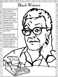 14 Coloring Pages Of Black History Month Print Color Craft For