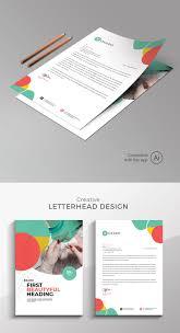 What Is Professional Letterhead Freepiker Creative Business Professional Letterhead