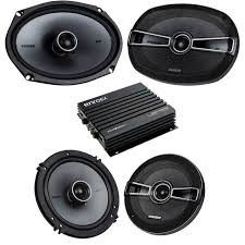 bose 6x9 car speakers. car speaker bluetooth streming set bundle combo with 2 kicker 41ksc654 6.5 inch 2-way bose 6x9 speakers