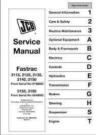 jcb fastrac 155 wiring diagram wiring diagrams jcb tractor wiring home diagrams