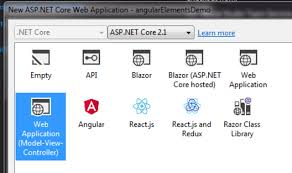 Angular Elements - How to use in ASP.NET Core using Angular CLI ...