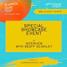 Summer Game Fest - LIVE This Thursday on Twitter: