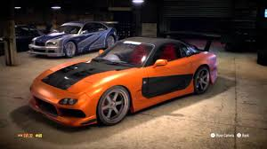 mazda rx7 fast and furious. need for speed 2015 hanu0027s mazda rx7 fast and furious tokyo drift youtube rx7 n