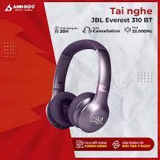 Tai nghe Bluetooth JBL Everest 310 BT Purple (Chính Hãng) tại Đà Nẵng