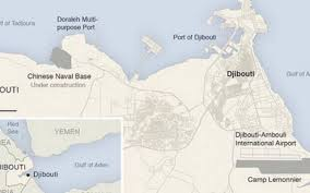 Image result for China Djibouti base