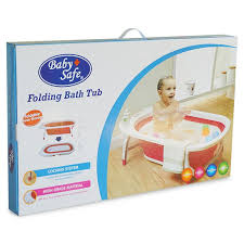 baby safe folding bath tub bak mandi lipet
