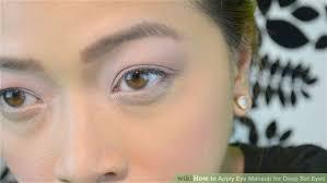 image led apply eye makeup for deep set eyes step 13