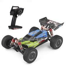ของเล่นรถบังคับ<b>Wltoys Xks 144001</b> Rc รถยนต์ 60 K / H ความเร็วสูง 1 ...