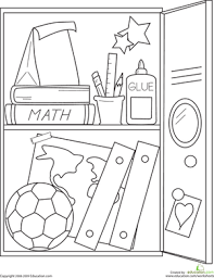 Small Picture Stunning Coloring Pages School Contemporary New Printable