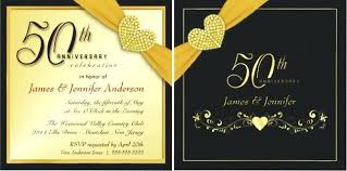 50th Wedding Anniversary Invitation Wording Samples In Spanish
