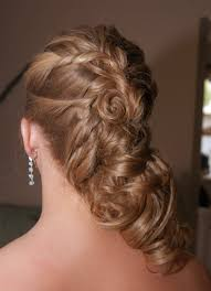Prom Hair Style Up half up half down prom hairstyles beautiful hairstyles 2292 by wearticles.com