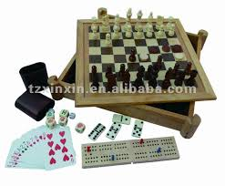 Wooden Board Game Sets Wooden 10000 In 100 Game Box For Board Game Set Buy Wood Game Box10000 In 41