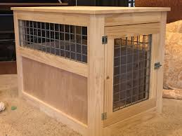 How to make a dog crate Wooden Slightly Altered Large Dog Kennel End Table Do It Yourself Home Projects From Ana White Dogs Pinterest Dogs Dog Crate And Dog Kennel End Table Pinterest Slightly Altered Large Dog Kennel End Table Do It Yourself Home