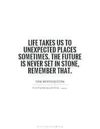 Image of: Motivational Quotes Unexpected Pregnancy Quote New Life Quotes And Takes Us To Places Sometimes The Future Is Never Lovely Blessing Quotes Unexpected Pregnancy Quote New Life Quotes And Takes Us To Places