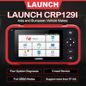 <b>LAUNCH X431 CRP129i</b> Auto OBD2 Scanner ABS SRS Engine ...
