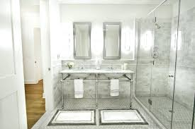 carrara marble subway tile bathroom marble subway tile bathroom ideas masters white idea wall tiles white