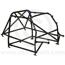 Rbn046 mini multipoint bolt in roll cage black