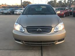 2004 Used Toyota Corolla 4dr Sedan LE Automatic at Car Guys ...