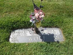 Veda Bernice Courtney Wolf (1915-2013) - Find A Grave Memorial