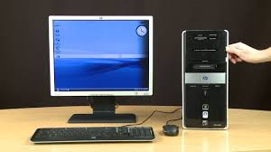 performing a system recovery in windows vista for hp and compaq desktop pcs you