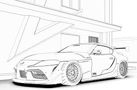 Crayon wax these cars coloring pages of. Coloring Pages Cars Page Free Printable Sheets Sheet Disney Bugatti Chiron Ford Truck Lightning For Adults Race Pictures To Lamborghini Aventador Kids Oguchionyewu