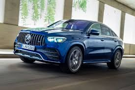 The newly designed front with a stylish diamond grille and tyres of up to 22 inches in size provide for added verve and presence. Mercedes Amg Gle 53 Coupe 2020 Review Car Magazine