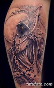 фото тату ангел смерти от 28102017 029 Angel Death Tattoo