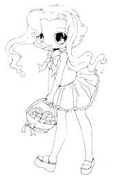 Anime Girls Coloring Pages Anime Girls Coloring Pages Anime People