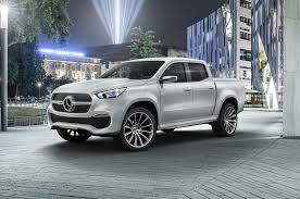 2018 mercedes benz x class finally revealed. perfect mercedes mercedes 2018 benz x class finally revealed automobile magazine  for a