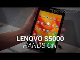 Lenovo S5000 Hands-On - video dailymotion