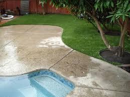 synthetic grass cost dublin indiana backyard deck ideas backyard landscaping