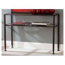 metal hall table. Modern Console Table Black Metal Base Glass Top Hall Room Pictures On Fascinating And Wood Camden