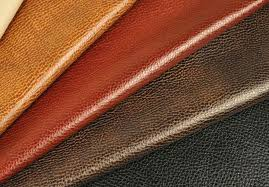 types of leather top grain