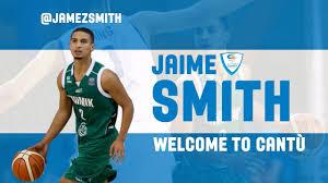 Welcome Jaime Smith - YouTube