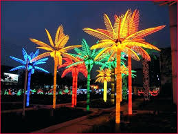 fake palm trees outdoor palm tree outdoor light outdoor lighted palm tree decorations a purchase artificial fake palm trees outdoor
