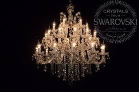 marie therese swarovski chandelier type mt30