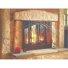 fireplace mesh fireplace screen curtain mesh s fireplace mesh screen curtain home depot fireplace mesh curtain