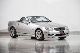 Mercedes-Benz SLK32 AMG for Sale - Hemmings Motor News
